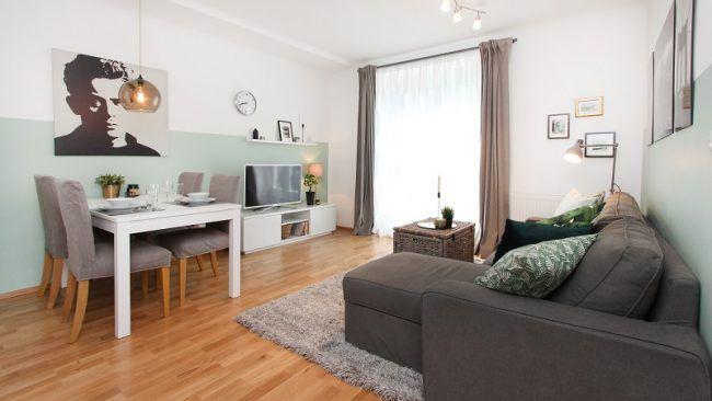 Muebles bajos para salones pequeños