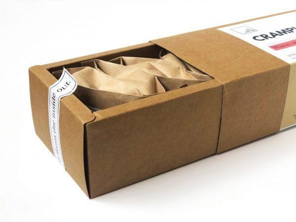 Tamaño de caja adecuado
