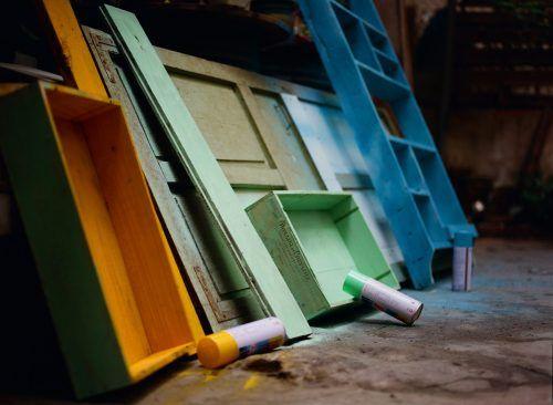 Consejos para pintar muebles