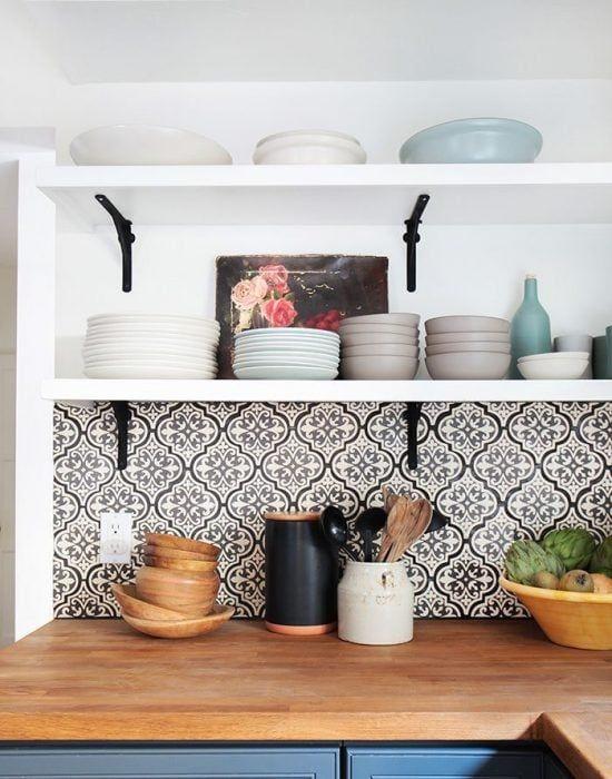 Renovar los azulejos de la cocina