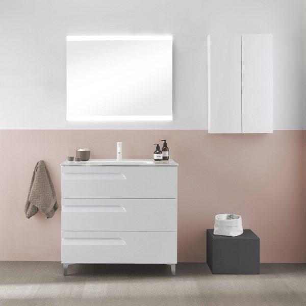 Mueble de estilo moderno