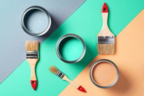 Tipos de pintura plástica