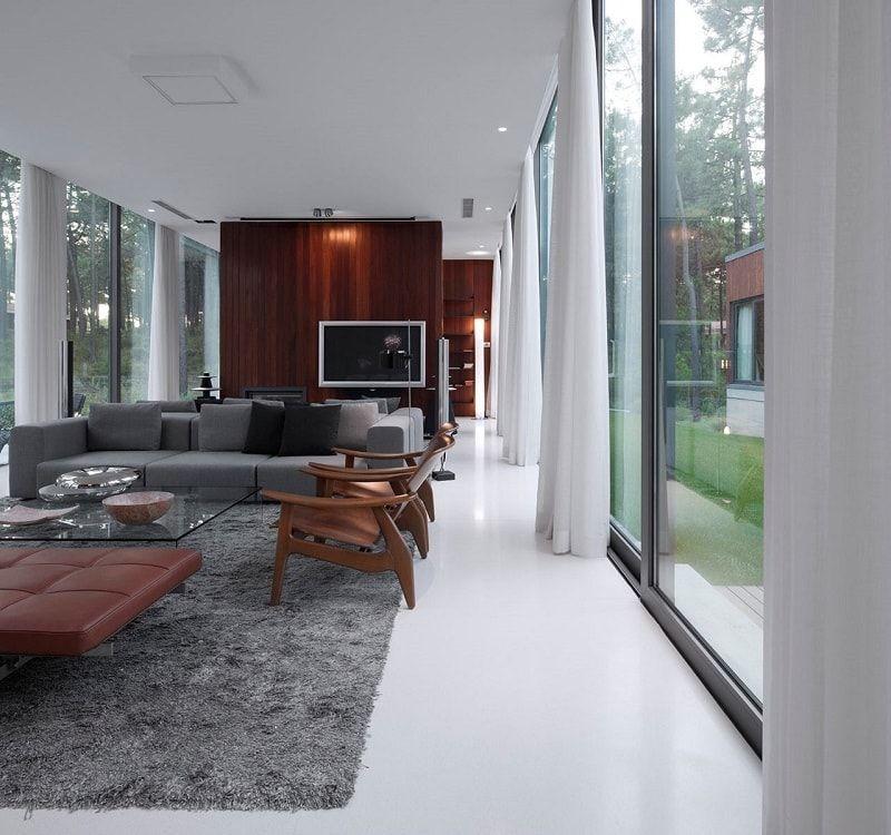 uso de alfombras en la decoración